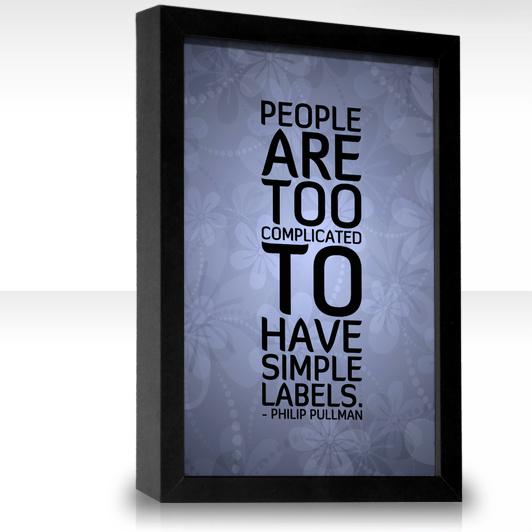 labels complic